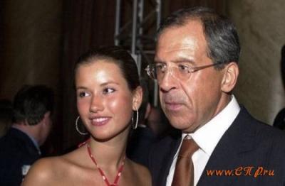 Дочь Сергея Лаврова: мне по жизни мало кто помогал: фото 5212485