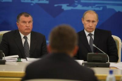 Зарплата Игоря Сечина за год составила 50 млн. долларов: фото 3542095