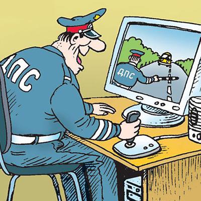 Анекдоты про полицейских: фото 3389998