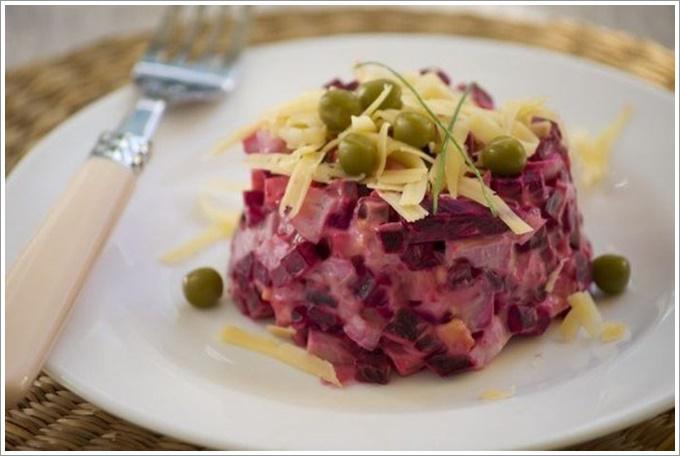 Свекольный салат: фото 4243907