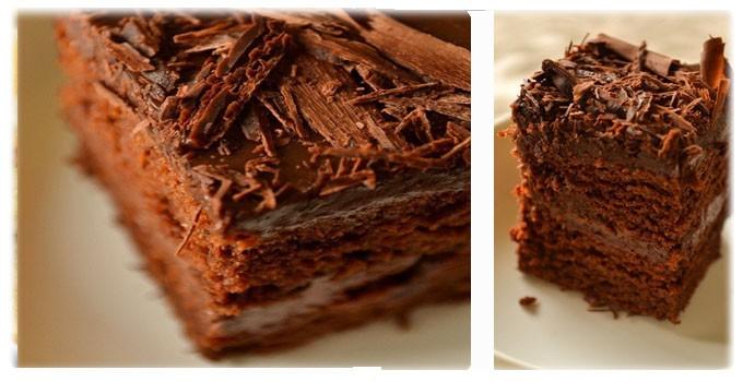 Влажный шоколадный пирог (без яиц): фото 3276664