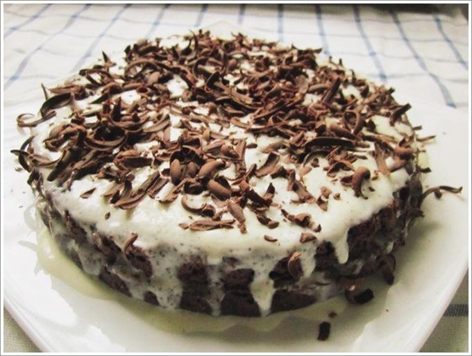 Шоколадный торт: фото 5064342