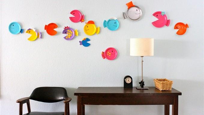 Поделки на стену своими руками для детского сада