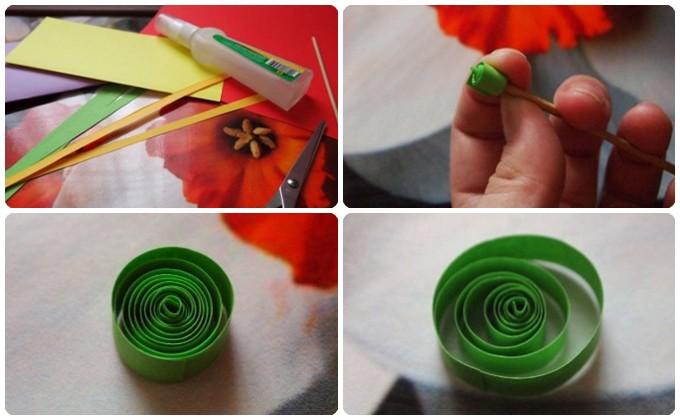 Как сделать маме подарок без клея