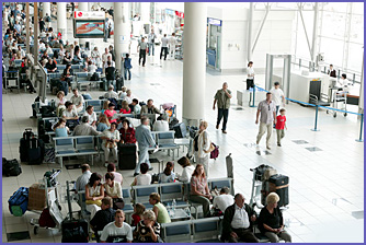Аэропорт Внуково постепенно превращается в современный, мощный авиатранспортный комплекс международного уровня