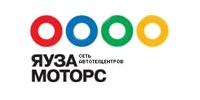 Логотип ЯУЗА МОТОРС-МИТИНО