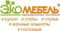 ЭКОМЕБЕЛЬ, логотип