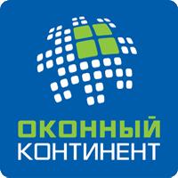 Логотип ОКОННЫЙ КОНТИНЕНТ