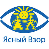 Логотип ЯСНЫЙ ВЗОР