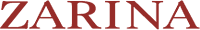 ZARINA, логотип