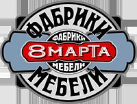 8 МАРТА, логотип