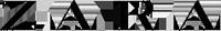 ZARA, логотип