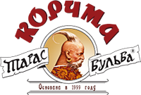 ТАРАС БУЛЬБА, логотип