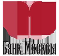 ВТБ БАНК МОСКВЫ, логотип