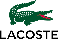 LACOSTE, логотип