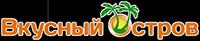 Логотип ВКУСНЫЙ ОСТРОВ