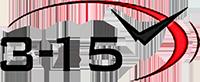 3-15, логотип