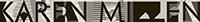 КАРЕН МИЛЛЕН, логотип