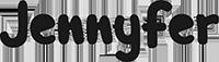 JENNYFER, логотип