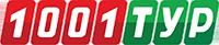 1001 ТУР, логотип
