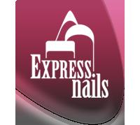 EXPRESS NAILS, логотип