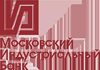 МОСКОВСКИЙ ИНДУСТРИАЛЬНЫЙ БАНК, логотип