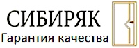 Логотип СИБИРСКИЕ СТАЛЬНЫЕ ДВЕРИ