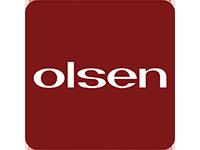 OLSEN, логотип