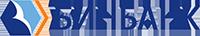 БИНБАНК, логотип
