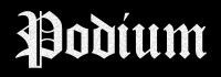 ПОДИУМ, логотип