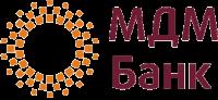 МДМ БАНК, логотип