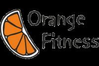 ORANGE FITNESS, логотип