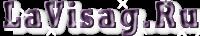 ЛЯ ВИЗАЖ, логотип