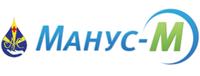 Логотип МАНУС-М