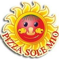 ПИЦЦА СОЛЕ МИО, логотип