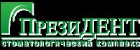Логотип СТОМАТОЛОГИЯ ПРЕЗИДЕНТ В ВИДНОМ