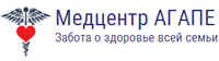 Логотип АГАПЕ