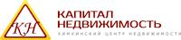 Логотип КАПИТАЛ НЕДВИЖИМОСТЬ