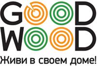 Логотип GOOD WOOD