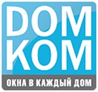 Логотип ДОМКОМ
