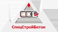 Логотип СПЕЦСТРОЙБЕТОН