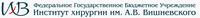 Институт хирургии имени А.В. Вишневского, логотип