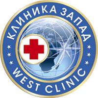 КЛИНИКА ЗАПАД, логотип