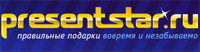 PRESENTSTAR, логотип