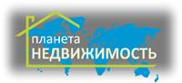 Логотип ПЛАНЕТА НЕДВИЖИМОСТЬ