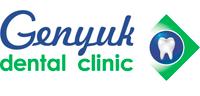 Логотип GENYUK DENTAL CLINIC