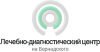 ЛЕЧЕБНО-ДИАГНОСТИЧЕСКИЙ ЦЕНТР НА ВЕРНАДСКОГО, логотип