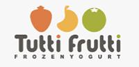ТУТТИ ФРУТТИ ЗАМОРОЖЕННЫЙ ЙОГУРТ, логотип