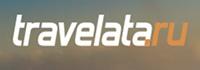 TRAVELATA.RU, логотип