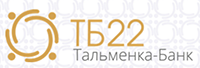 ТАЛЬМЕНКА-БАНК, логотип